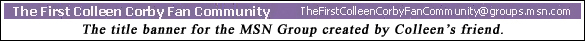 MSN Group Banner